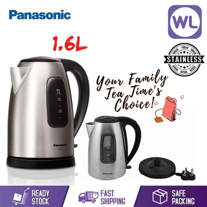 Picture of PANA JUG KETTLE NC-SK1BSK (STAINLESS STEEL)