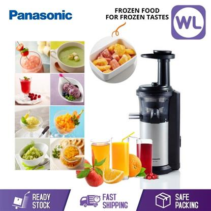 Picture of PANA SLOW JUICER MJ-L500 BLACK