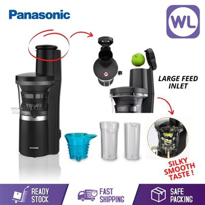 Picture of PANASONIC SLOW JUICER MJ-L700KSK