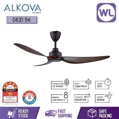 Picture of ALKOVA CEILING FAN DEZI 56 ORB