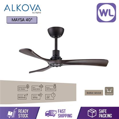 Picture of ALKOVA CEILING FAN MAYSA 40 ORB