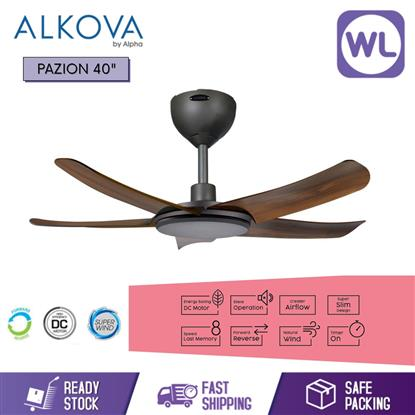 Picture of ALKOVA CEILING FAN PAZION 40 ORB