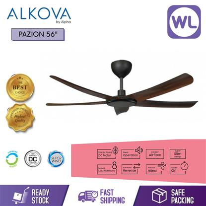 Picture of ALKOVA CEILING FAN PAZION 56 ORB