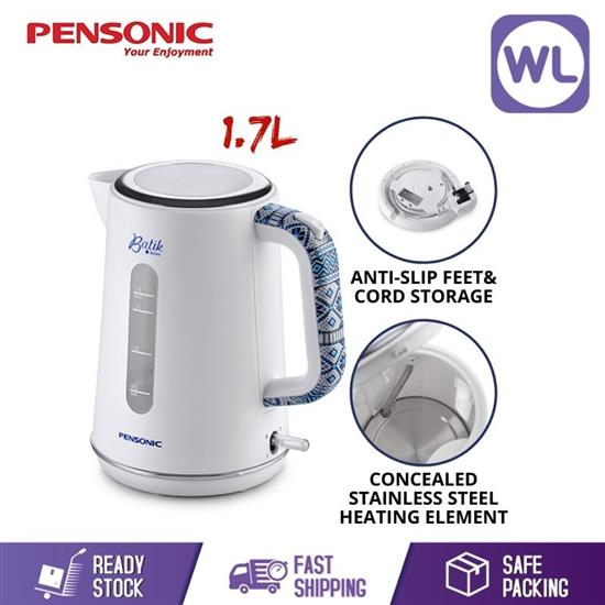 Picture of PENSONIC BATIK SERIES JUG KETTLE  PAB-1712CS