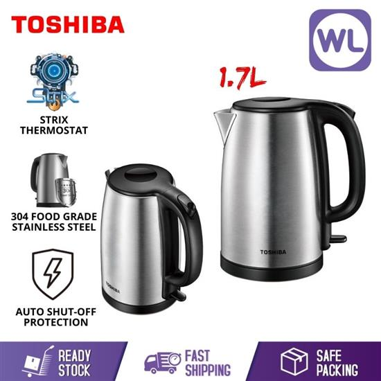 Picture of TOSHIBA JUG KETTLE KT-17SH1NMY