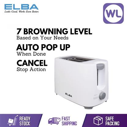 Picture of ELBA TOASTER ET-G2770(WH)