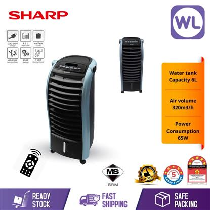 Picture of SHARP AIR COOLER PJA36TVB (6L) BLACK