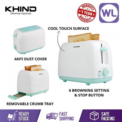 Picture of KHIND TOASTER BT-808