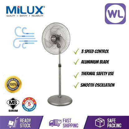 Picture of MILUX INDUSTRIAL STAND FAN MISF-18 (18'')
