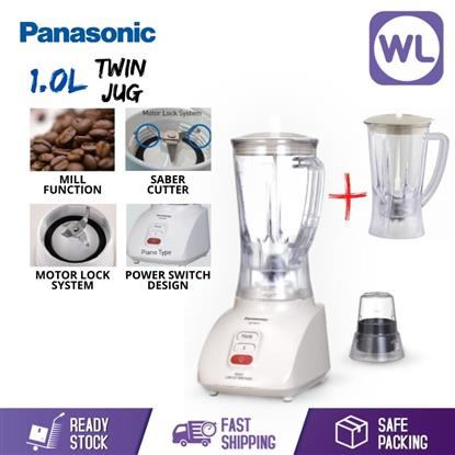 Picture of PANA 1.0L TWIN JUG BLENDER MX801SHG