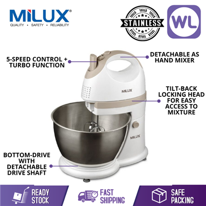Picture of MILUX STAND MIXER MSM-9906