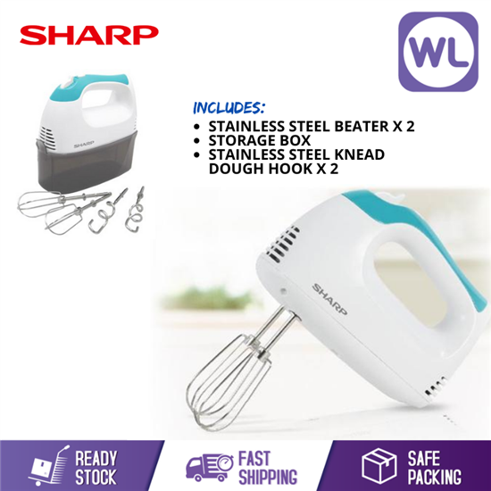 Picture of SHARP HAND MIXER EMH55WH