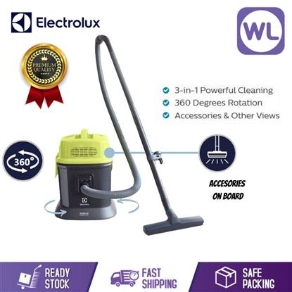 Picture of ELECTROLUX 3 IN 1 VACUUM CLEANER Z-823 (1400W/ GREEN)