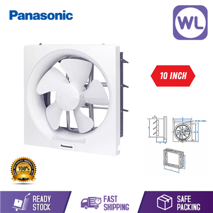 "Picture of PANA EXHAUST FAN FV-25AUM7 (10"")"