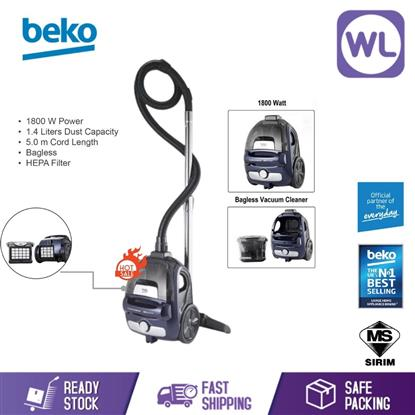 Picture of BEKO BAGLESS VACUUM CLEANER VCO 4320 WR