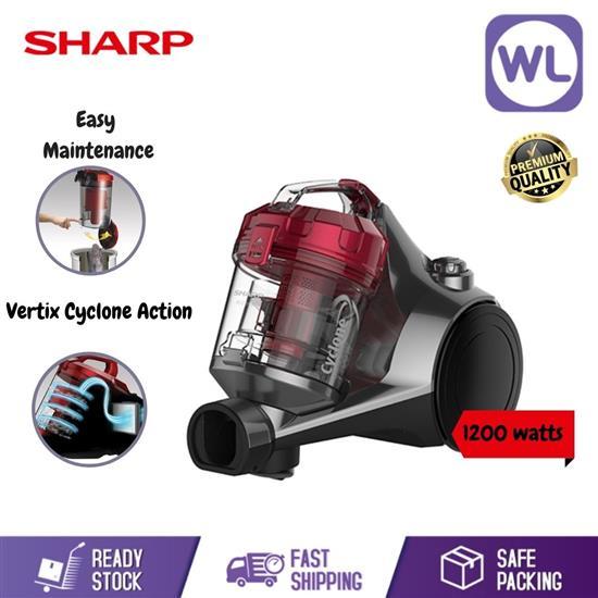 Picture of SHARP BAGLESS VACUUM CLEANER ECC1219S