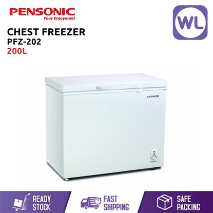 Picture of PENSONIC CHEST FREEZER PFZ-202 (200L/ WHITE)
