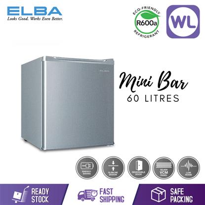 Picture of ELBA MINI BAR EMB-G6047(SV) (60L/ SILVER)