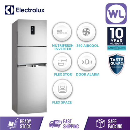 Picture of ELECTROLUX MULTI DOOR FRIDGE EME3700HA (336L/ ARCTIC SILVER)