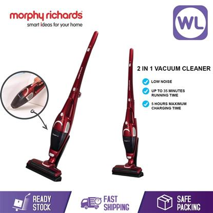 Picture of MORPHY RICHARDS VACUUM CLEANER 732005 (18V/ RED)