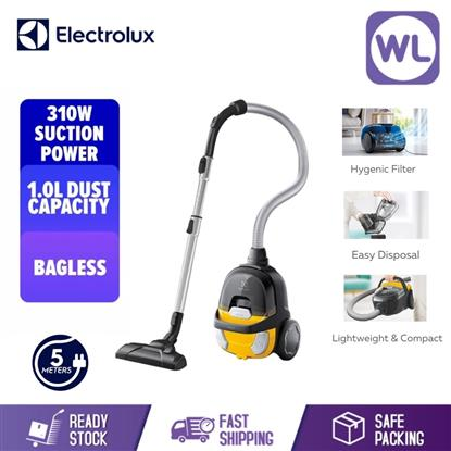Picture of ELECTROLUX BAGLESS VACUUM CLEANER Z1230 (SUNFLOWER YELLOW/ 1500W)