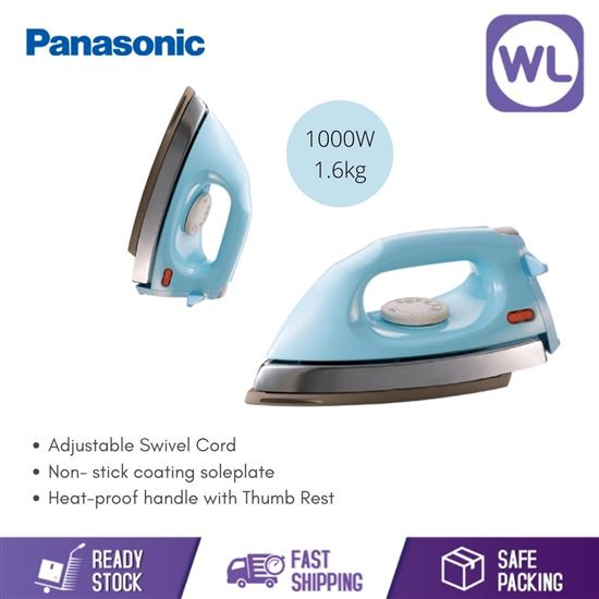 Picture of PANASONIC NON-STICK DRY IRON NI-415EWT/BT (1000W/ CANDY BLUE)