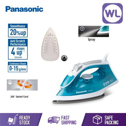 Picture of PANASONIC M-SERIES STEAM IRON NI-M250TGSK (1550W/ GREEN)