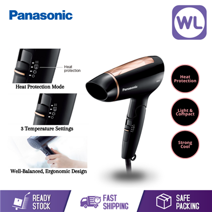 Picture of PANASONIC BASIC HAIR DRYER EH-ND30 (1800W/ BLACK)