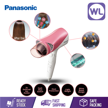 Picture of PANASONIC IONITY HAIR DRYER EH-NE71 (2000W/ WHITE PINK)
