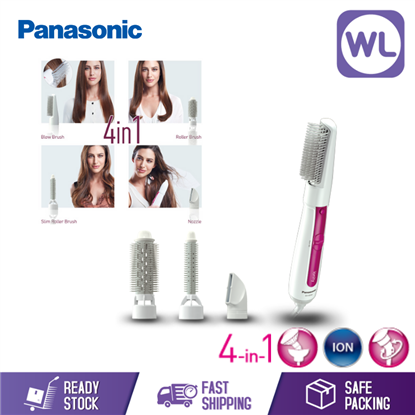 Picture of PANASONIC HAIR STYLER EH-KE46 (WHITE/ PINK)