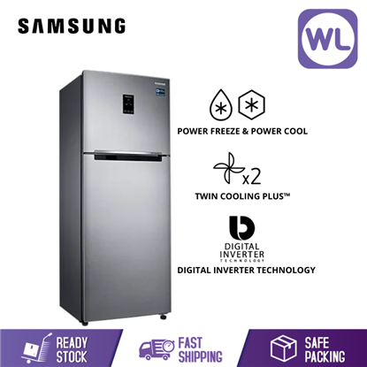 Picture of SAMSUNG FRIDGE RT-32K5552SL (411L, SILVER)