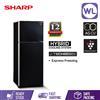 Picture of SHARP PELICAN REFRIGERATOR SJP598GK (480L/ BLACK)