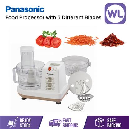 Picture of PANASONIC FOOD PROCESSOR MK-5087M-NS (WHITE)