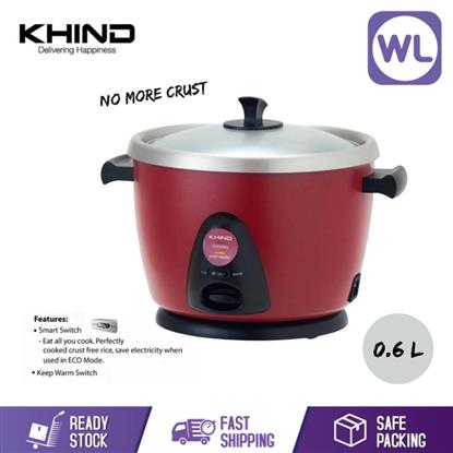 Picture of KHIND ANSHIN RICE COOKER RC106M (SMART SWITCH)