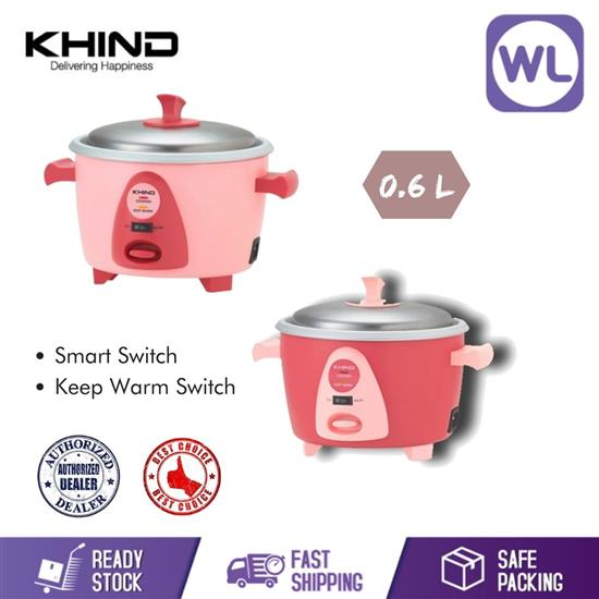 Picture of KHIND RICE COOKER RC906