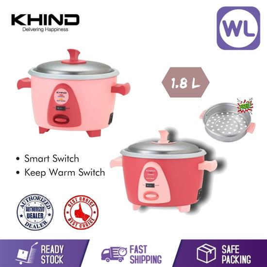 Picture of KHIND RICE COOKER RC918