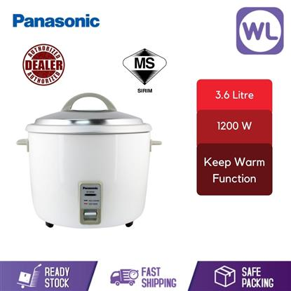 Picture of PANASONIC RICE COOKER SR-WN36