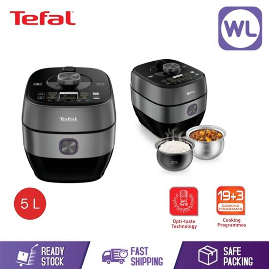 Picture of TEFAL IH PRESSURE COOKER CY638D