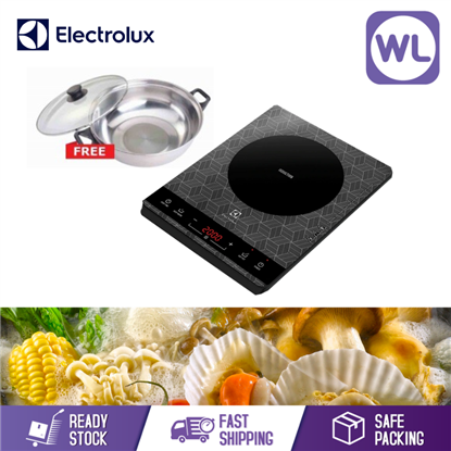 Picture of ELECTROLUX INDUCTION COOKER ETD29PKB
