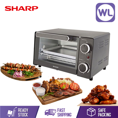 Picture of SHARP OVEN TOASTER EO9MTBK
