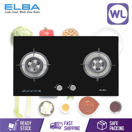 Picture of ELBA GLASS STOVE EGH-G8522G(BK)