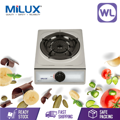 Picture of MILUX GAS STOVE MSS-1011