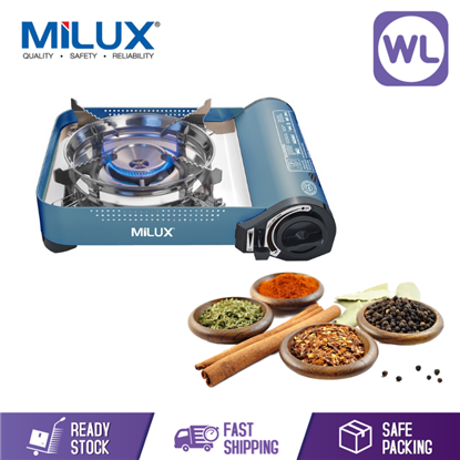 Picture of MILUX PORTABLE GAS STOVE KK-3012S