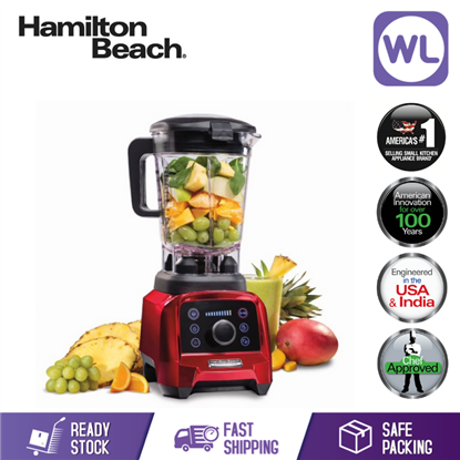 Picture of Hamilton Beach® Professional High-Performance Blender with Advanced Touch Control Panel 58928-SAU