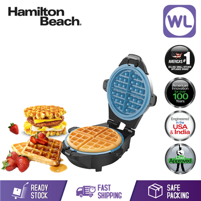 Picture of Hamilton Beach Multicooker and Waffle Maker 26049-SAU