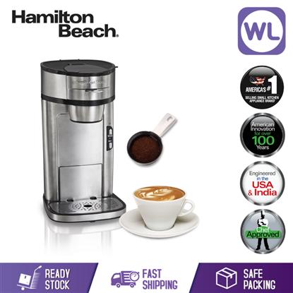 Picture of Hamilton Beach The Scoop® Single-Serve Coffee Maker 49981