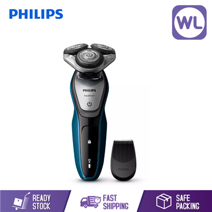 Picture of PHILIPS WET & DRY ELECTRIC SHAVER S5420/04