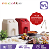 Picture of RECOLTE AIR FRYER OVEN RAO-1(R)_RED