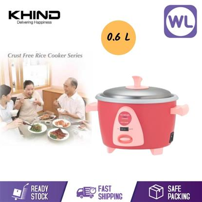 Picture of KHIND 0.6L RICE COOKER RC 906