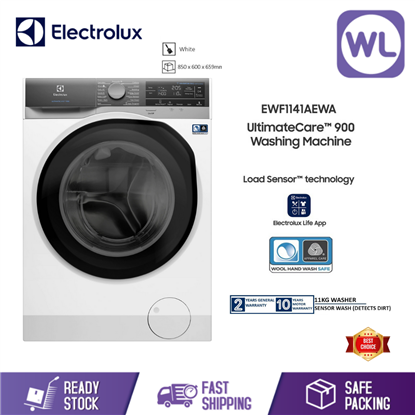 Picture of ELECTROLUX 11kg UltimateCare™ 900 WASHER EWF1141AEWA